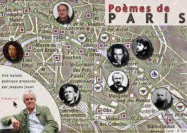 Paris, balade en poèmes - France Culture | Arts et FLE | Scoop.it