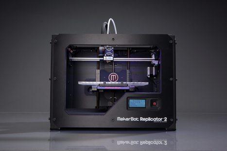 Imprimante 3D : panorama des débats et des ruptures | Fablabs, makerspaces, robots et DIY | Scoop.it