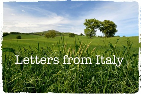 """Letters from Italy: """"C"""" - Did you say """"confetti""""? 
