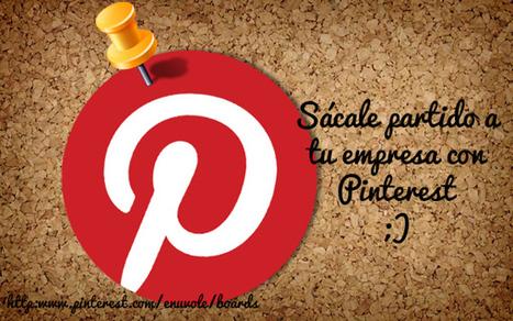 Pinterest en tu empresa | E-Nuvole Social Media y Gestión Documental | Pymes, emprendedores y oficina 2.0 | Scoop.it
