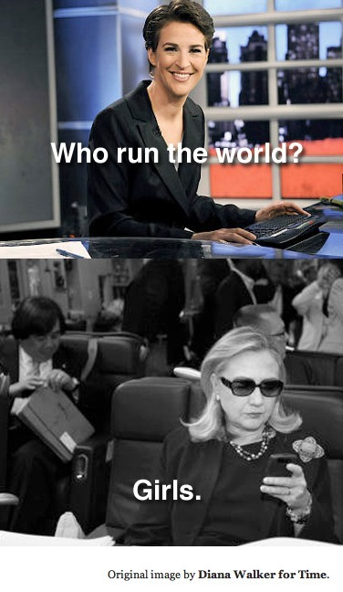 Hillary Clinton's Tumblr Humor going Viral:  A Social Media State of Cool   The Social Media Learning Lab   Scoop.it