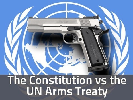 The Constitution vs the UN Arms Treaty | Breaking News from S.E.R.C.E | Scoop.it