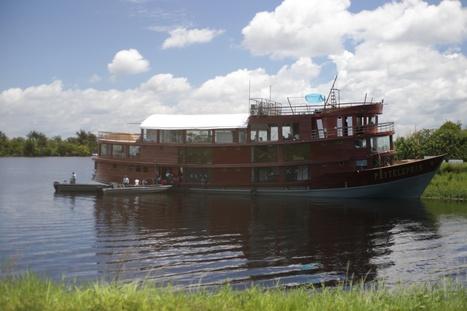 En Amazonie, un fablab flottant veut connecter jungle et technologie | Libre de faire, Faire Libre | Scoop.it