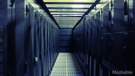 On a visité le data center de Qwant, le moteur de recherche anonyme qui veut contrer Google | Coopération, libre et innovation sociale ouverte | Scoop.it