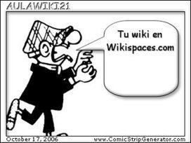 aulawiki21 - Tu Wiki en Wikispaces.com | Mundo WIKI | Scoop.it