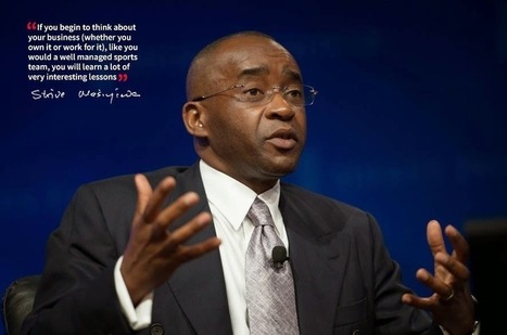 Business Lessons From The Beautiful Game by Strive Masiyiwa   Rosand Post   NDAWULA ROBERT   Scoop.it
