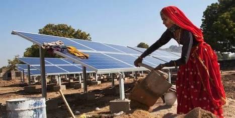 L'Inde se rêve en puissance solaire   ICARE BATIMENTS INTELLIGENTS   Scoop.it