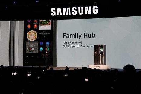 Les annonce de Samsung pour la maison connectée au #CES2016 | La technologie au service du quotidien - usager | Scoop.it