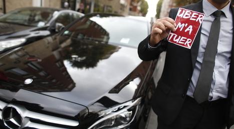 Uber ubérisé par les chauffeurs mécontents | La Transition sociétale inéluctable | Scoop.it