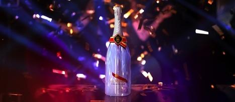 Mumm lance la 1ère bouteille de champagne connectée | e-Vin & e-Wine | Scoop.it