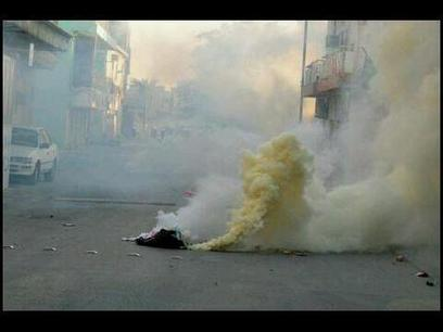 New type of toxic gas employed in Bahrain! | Human Rights and the Will to be free | Scoop.it