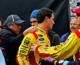 Logano and Hamlin clash at Bristol | MORONS MAKING THE NEWS | Scoop.it