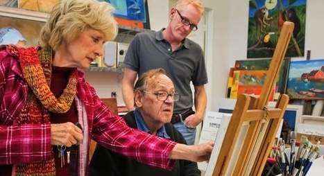 An Arts Colony For Seniors - ikonotv | Aging Well Digest | Scoop.it