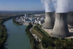 Quand les centrales nucléaires réchauffent le Rhône - Journal de l'environnement | Planete DDurable | Scoop.it