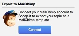 Sending curated email newsletters from Scoop.it | Trucs, Conseils et Astuces | Scoop.it