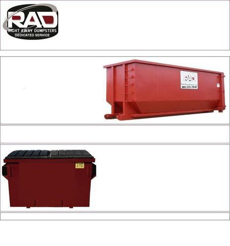 Mesa AZ Rolloff Dumpster Rentals and Frontload Dumpsters For Green Disposal | Dumpster Rentals | Scoop.it