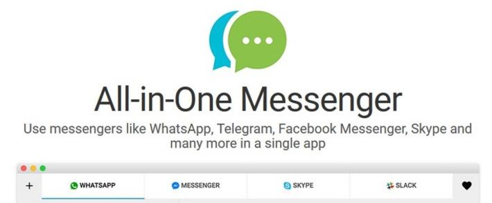 All-in-One Messenger : regroupez toutes vos messageries dans une seule fenêtre - Blog du Modérateur | TIC et TICE mais... en français | Scoop.it