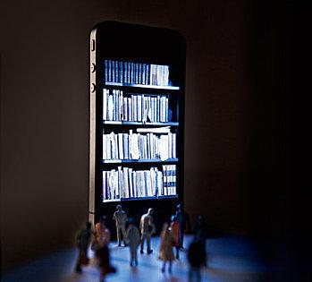 Le livre numérique. Crainte ou confiance ? Quatre approches possibles à la problématique de l'e-Book - 1/5 | MotsNumériques | Scoop.it