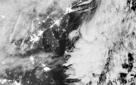 NASA Satellite Photos Compare Before and After Sandy   Prozac Moments   Scoop.it