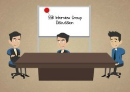 SSB Interview Group Discussion (GD) Explained | cdsexam.com | UPSC CDS Exam | Scoop.it