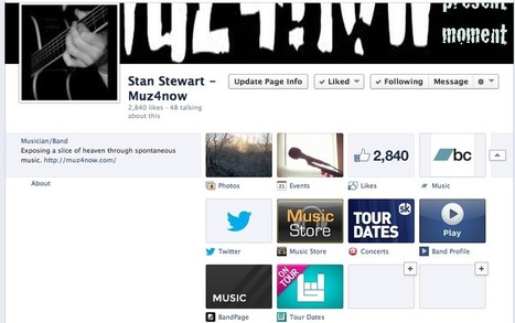 Review of Songkick and BandsInTown #Musician #Gig Calendars - muz4now | independent musician resources | Scoop.it