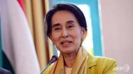 US hopes for Myanmar constitution in time for vote | Global Politcs- Current Events | Scoop.it