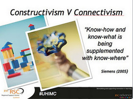 RSC Curriculum Matters: Connectivism - An Approach to Learning ... | Aprendizagem Informal (Informal Learning) e Tecnologia | Scoop.it