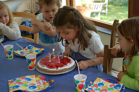 Learn Spanish with Pictures – A Birthday Party » Spanish Playground | Preschool Spanish | Scoop.it