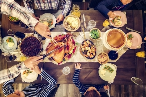 How to Talk About Higher Ed Around the Thanksgiving Table: a Brief Guide | SCUP Links | Scoop.it