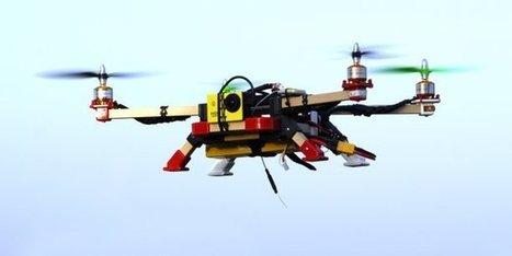 Le coup de gueule des pilotes de ligne contre les drones   Think outside the Box   Scoop.it