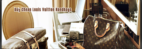 Cheap Louis Vuitton Bags Uk Are 100% Quality Guaranteed And Have Big Discount, Welcome To Buy! | fashion | Scoop.it