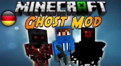 Ghost Mod for 1.7.2 | Game | Scoop.it