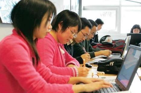 Les écoles françaises s'exportent en Chine | Recherche d'actu Chine | Scoop.it