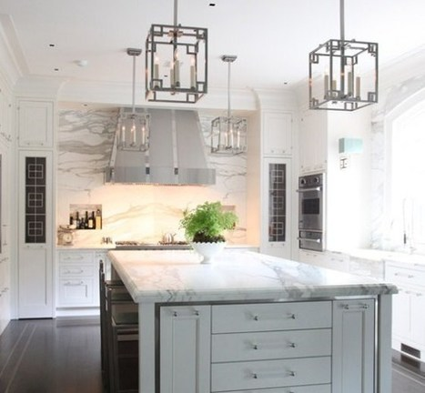 COCOCOZY: SLAB IT UP - KITCHEN MARBLE! | Kitchen and Bath Materials | Scoop.it