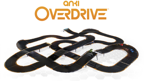 Anki Overdrive blends robotic racing with video game hooks | Heron | Scoop.it