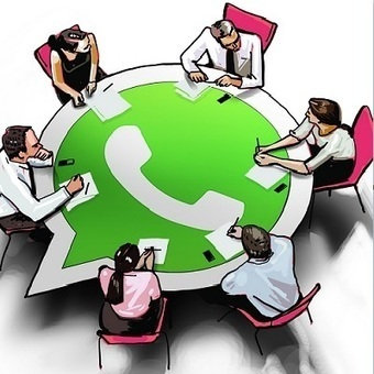 Whatsapp as an Excellent Learning Tool!   Edtech PK-12   Scoop.it