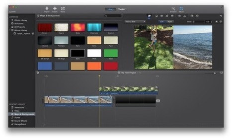 Hands-on: iMovie for Mac and iOS | Macworld | Frankly EdTech | Scoop.it