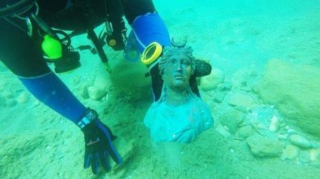 Israël : découverte de vestiges datant de l'époque romaine | Histoires d'Epaves | Scoop.it