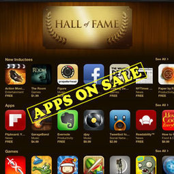 The Best iPad and iPhone Apps Now on Sale or Free for the Holidays | Groovin' On Apps | Using the Amazing iPad | Scoop.it
