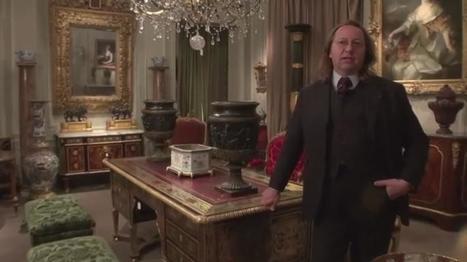 Scandale des antiquaires : Versailles et le ministère de la Culture réagissent | La revue de presse & web du SNA | Scoop.it