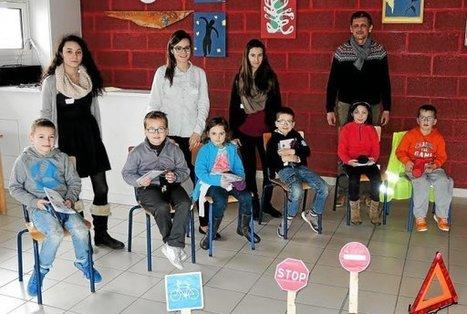 MFR.  Prévention des risques un jeu d'enfant ! | MFR PLOUNEVEZ-LOCHRIST | Scoop.it