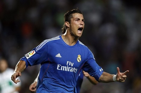 Arsenal news: Cristiano Ronaldo was assigned Gunners squad ... | World Wide Sport | Scoop.it