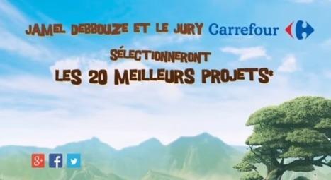 Carrefour et Jamel Debbouze partenaires pour une opération citoyenne   TOP/COM   Citizen Com   Scoop.it