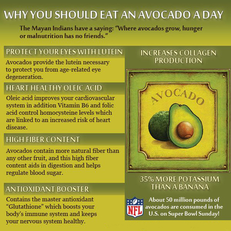 15 Amazing Health Benefits of Eating Avocados | Real Food and Health | Scoop.it