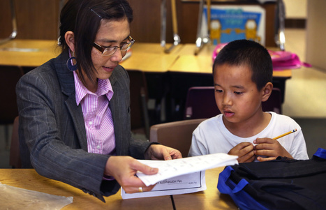 The first thing schools often get wrong for English language learners is their names | Kindergarten | Scoop.it