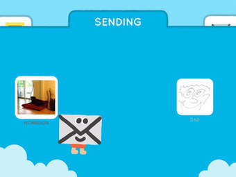 Maily for iPad Gives Students a Safe Place to Learn to Email | iPads, MakerEd and More  in Education | Scoop.it