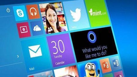 6 formas de arreglar el menú Inicio de Windows 10 | EmiliWebs | Scoop.it