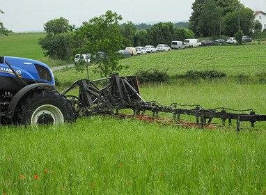 L'écimeuse à la place des phytosanitaires | Agriculture en Dordogne | Scoop.it