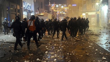 Turkey purges police force | AUSTERITY & OPPRESSION SUPPORTERS  VS THE PROGRESSION Of The REST OF US | Scoop.it