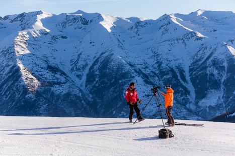 A vos skis 02: Auron (2015) | Montagne TV | Scoop.it